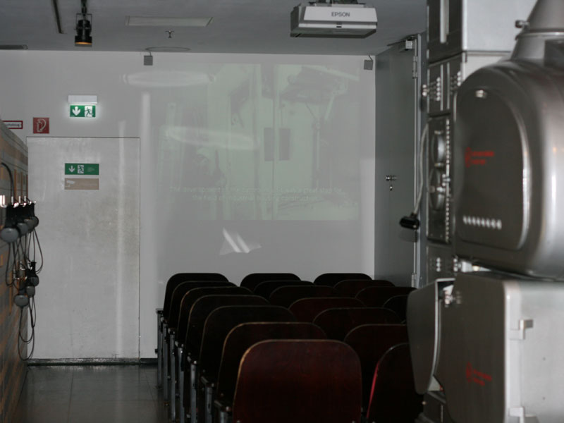 DDR-Museum-Kinosaal