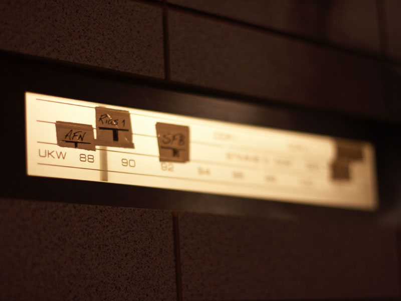 DDR-Museum-Radiosender