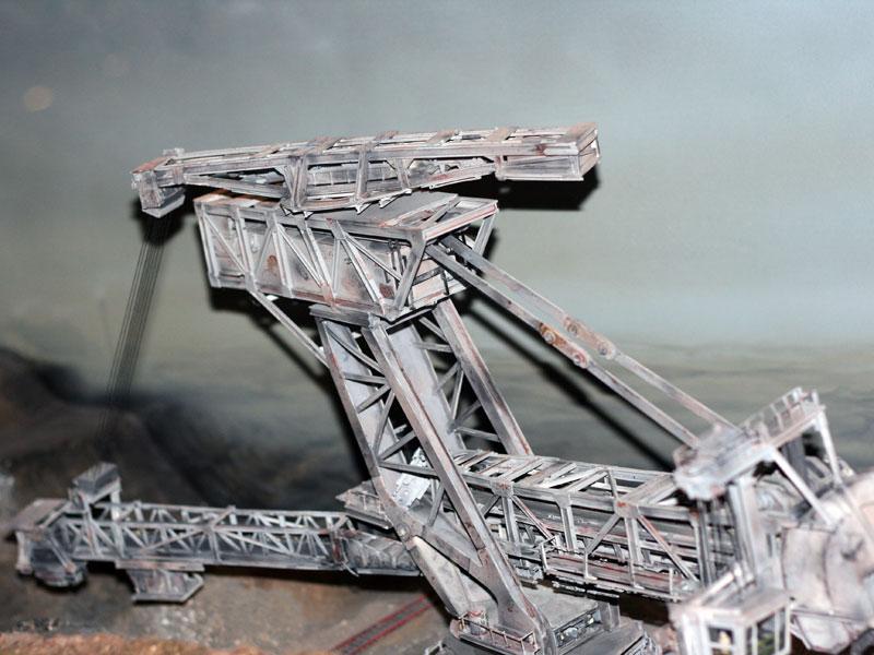DDR-Museum-Tagebau-Maschine