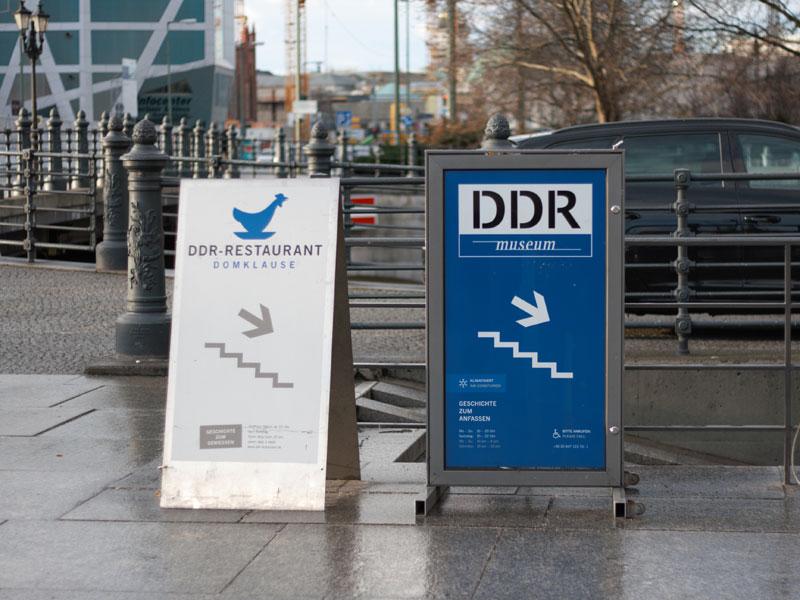 Der Vergangenheit Auf Der Spur Im Ddr Museum In Berlin