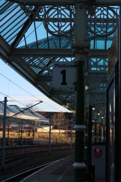 Auszeit auf englische Art - Eine Tea Time in Tynemouth