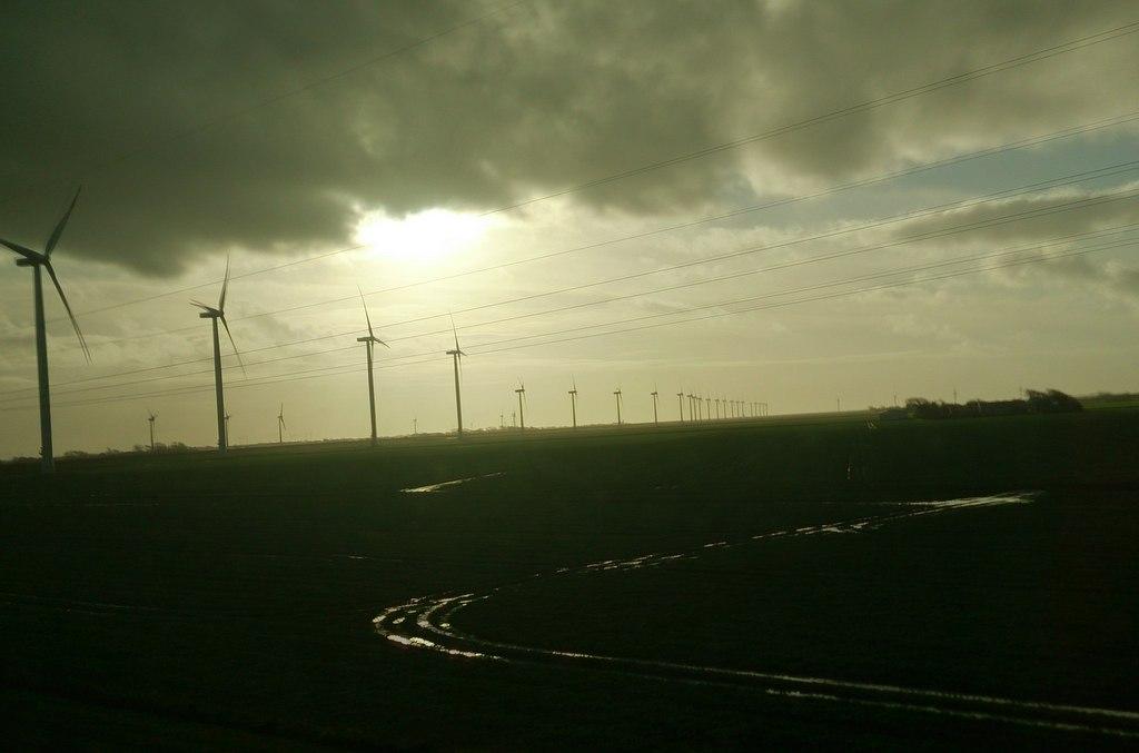 Quer durch Schleswig Holstein