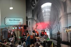 DB Museum Nürnberg – Ein Jazzkonzert und ganz viel (Zeit)Reise