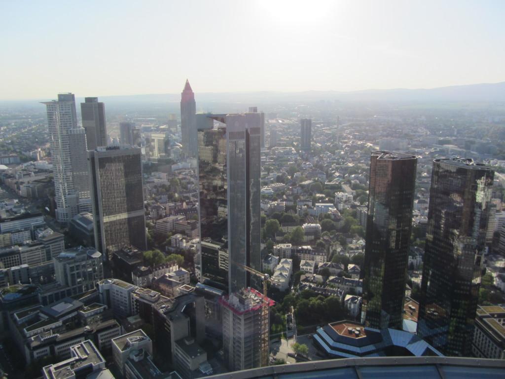 Frankfurt von Main Tower