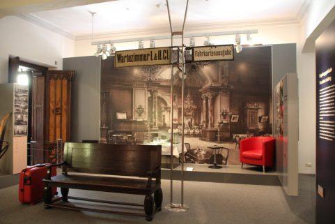 DB Museum Nürnberg - Ein Jazzkonzert und ganz viel (Zeit)Reise