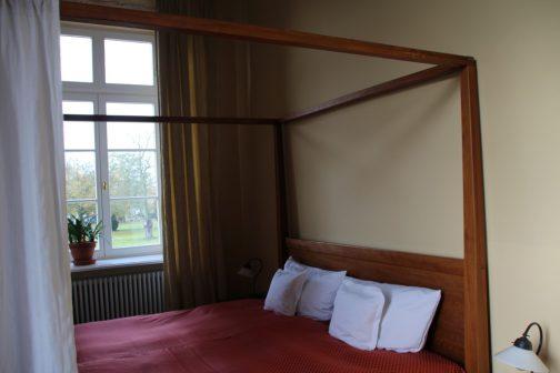 Eine Nacht im Gutshaus Ludorf - vom perfekten Platz für eine Romantische Auszeit.
