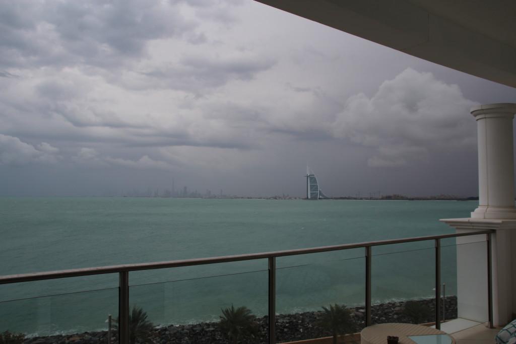 Dubai Regen