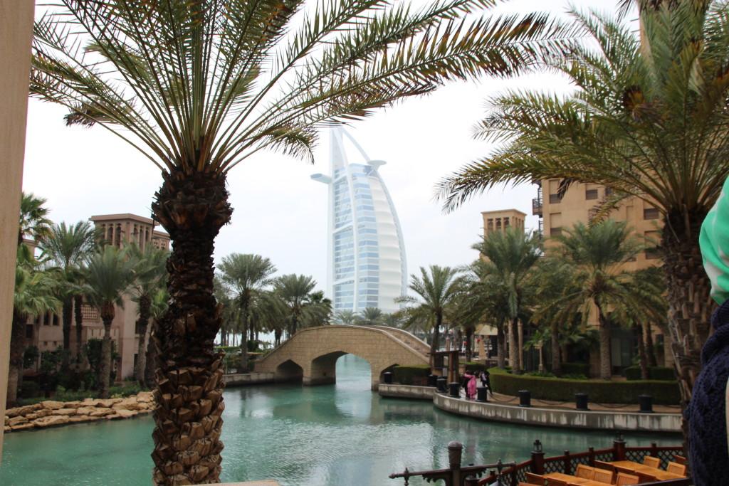 Dubai altmodische Mall