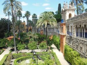 Zu Gast bei Königen – der Real Acázar in Sevilla