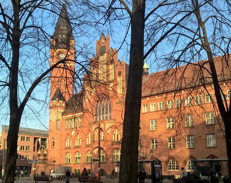 Berlin-Köpenick-Rathaus