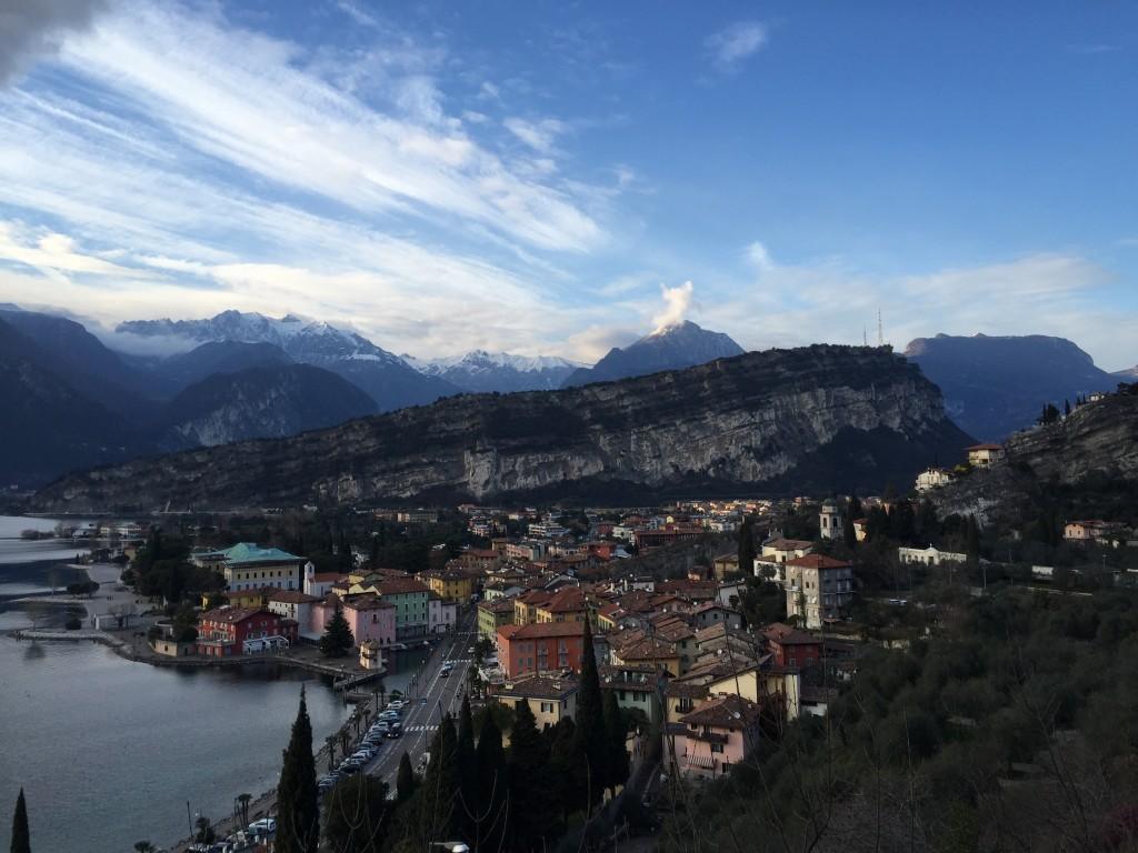 Aktiv am Gardasee - von einem sportlichen Wochenende in Italien