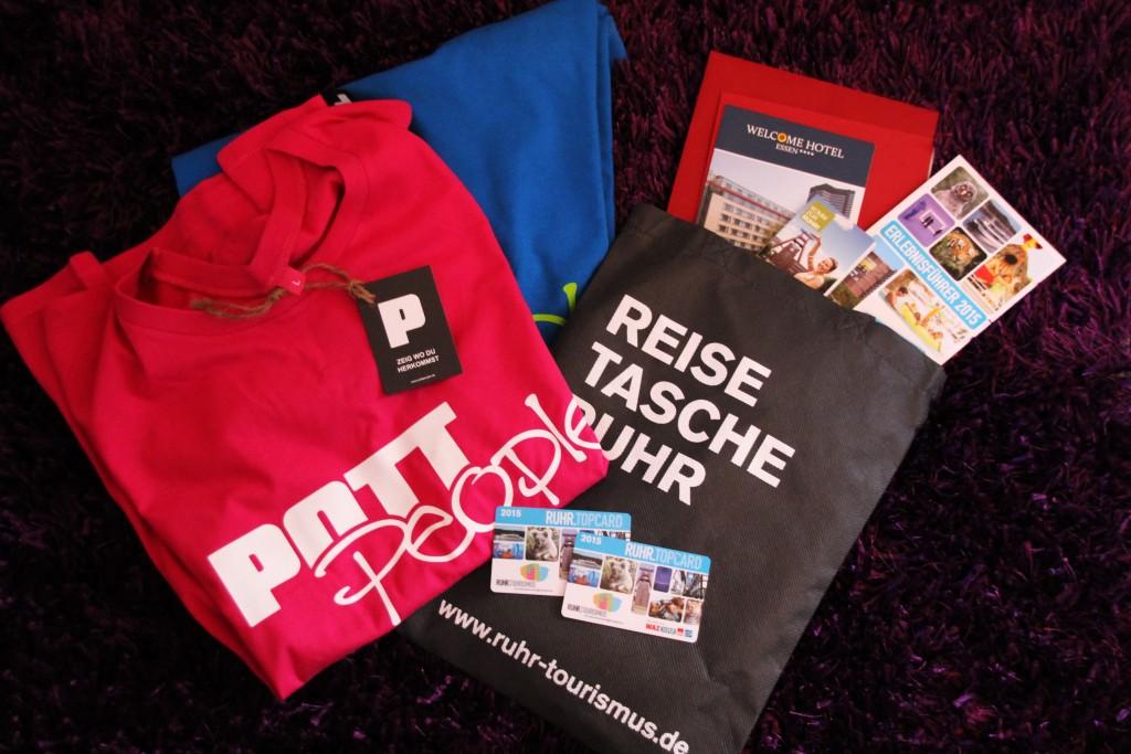 Ruhrtourismus Heimatliebe Package