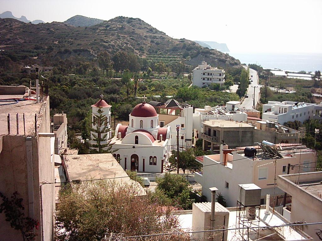 Mirtos auf Kreta
