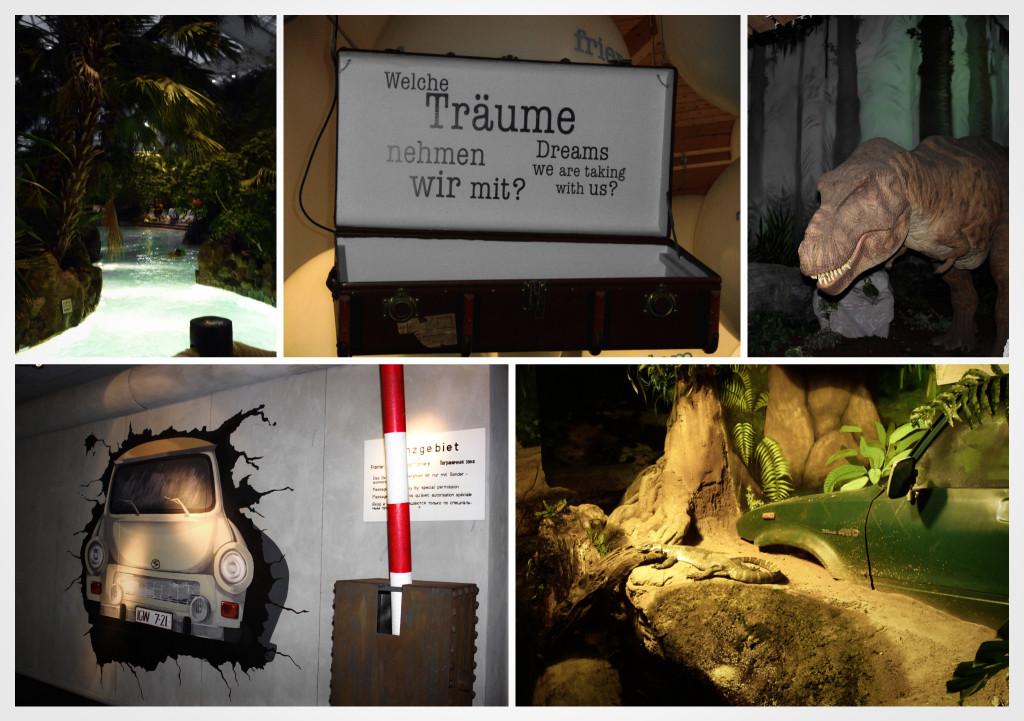 Schwitzen in Bremerhaven und Zeitreisen in Berlin - fünf interessante Indoor-Aktivitäten mit Kindern