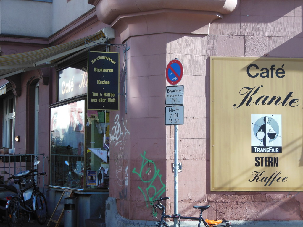 Heimatliebe Frankfurt am Main - Berger Straße