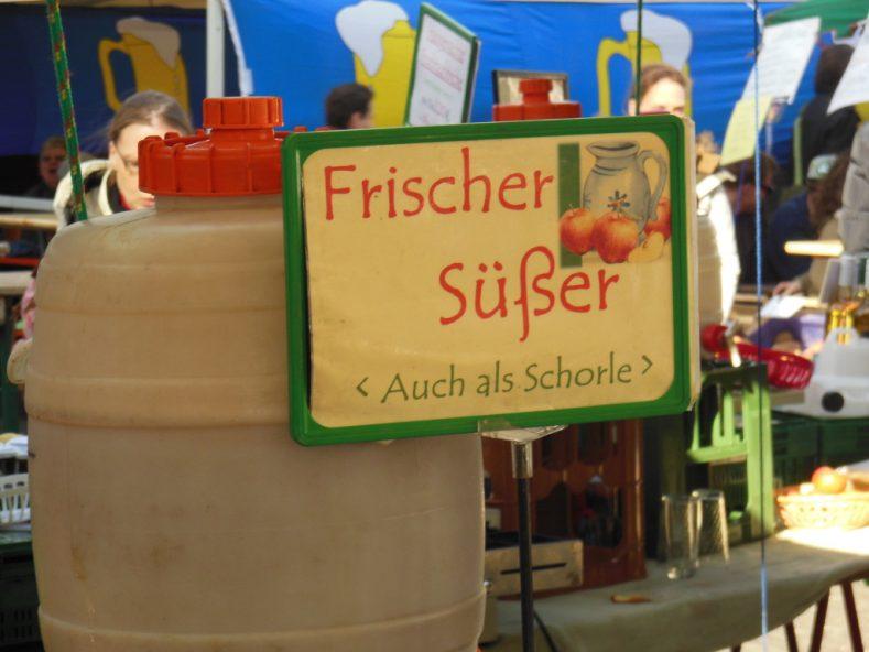 """Heimatliebe Frankfurt am Main - Der """"Konsti-(Wochen-)Markt"""": Vom Produzent zum Konsument"""