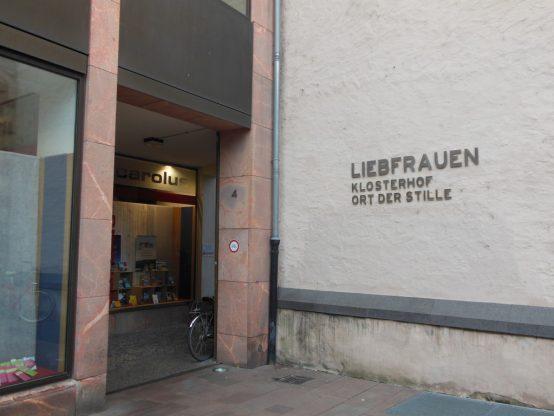 Heimatliebe Frankfurt am Main - Ort der Stille