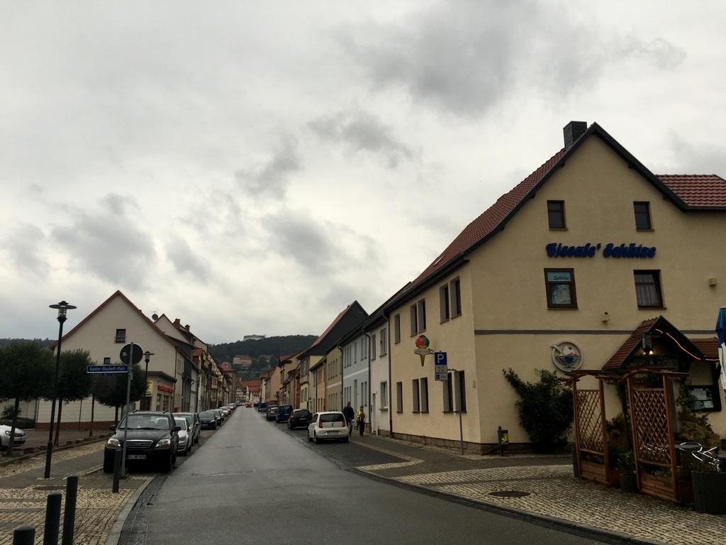 Sehenswürdigkeiten in Bad Frankenhausen. Eine Reise in meine alte Heimat.