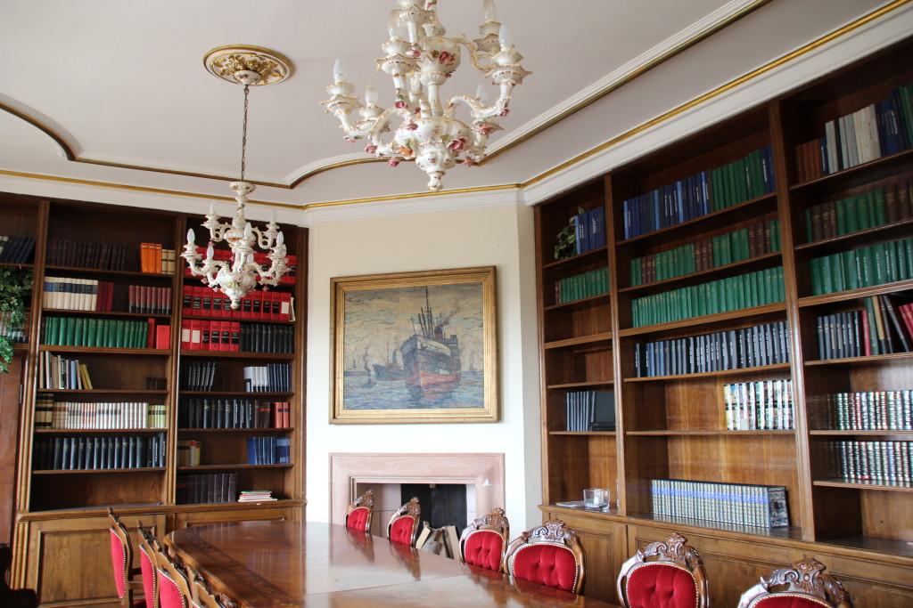 Mein Lieblingsplatz: Schlossbibliothek
