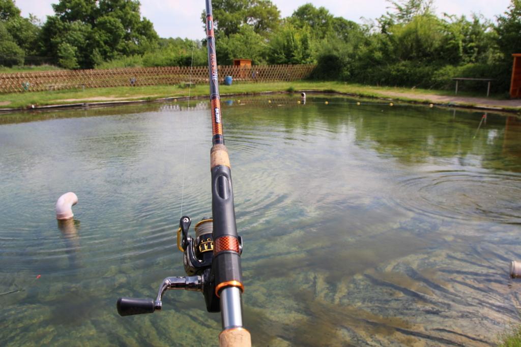 Fischers Fritze fischt frische Fische - oder wie ich dazu kam am Niederrhein zu angeln.