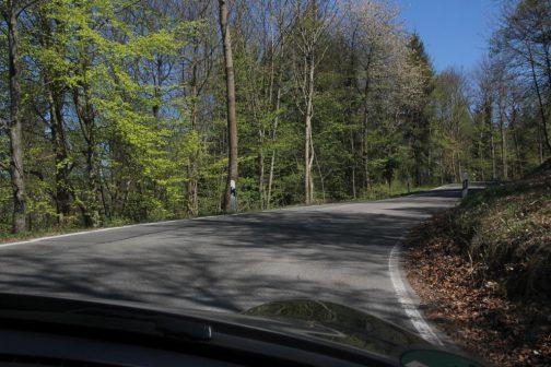 Mit dem Porsche durch Baden Württemberg. Mein coolstes Mietwagen-Erlebnis