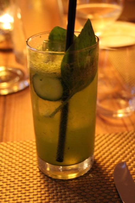 Cocktail mir Gurken - mjam