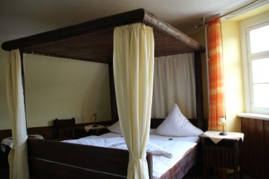 Schloss Beichlingen - Einmal Burgfräulein und zurück