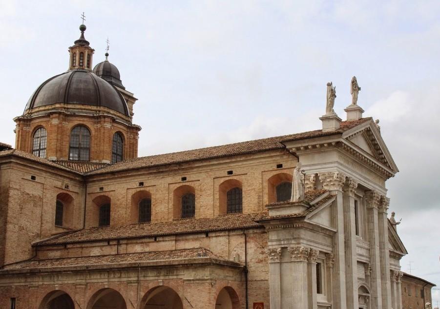 Dom in Urbino