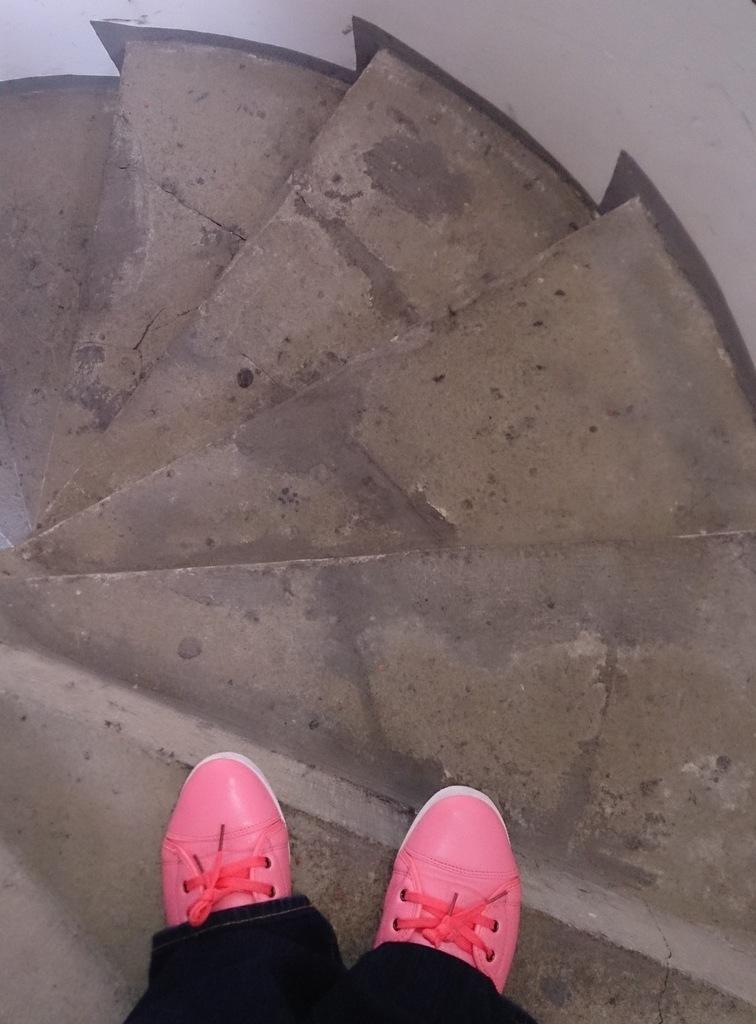 Krefeld - und die gefühlten 20000 Schritte bis zum Glück