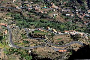 Die Kurven von La Gomera – von Serpentinen, Ausblicken und Meer