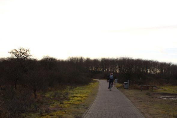 Eine Radtour durch den Nationalpark Zuid-Kennemerland