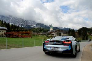 Eine Probefahrt mit dem BMW i8 – Von Bergpanoramen und Hybridautos