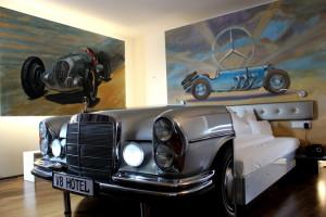 Automobil Träumen – Das V8-Hotel