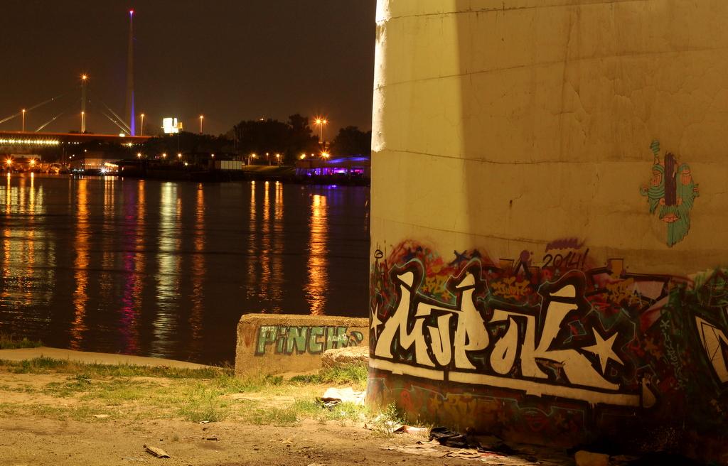 Belgrad Streetart