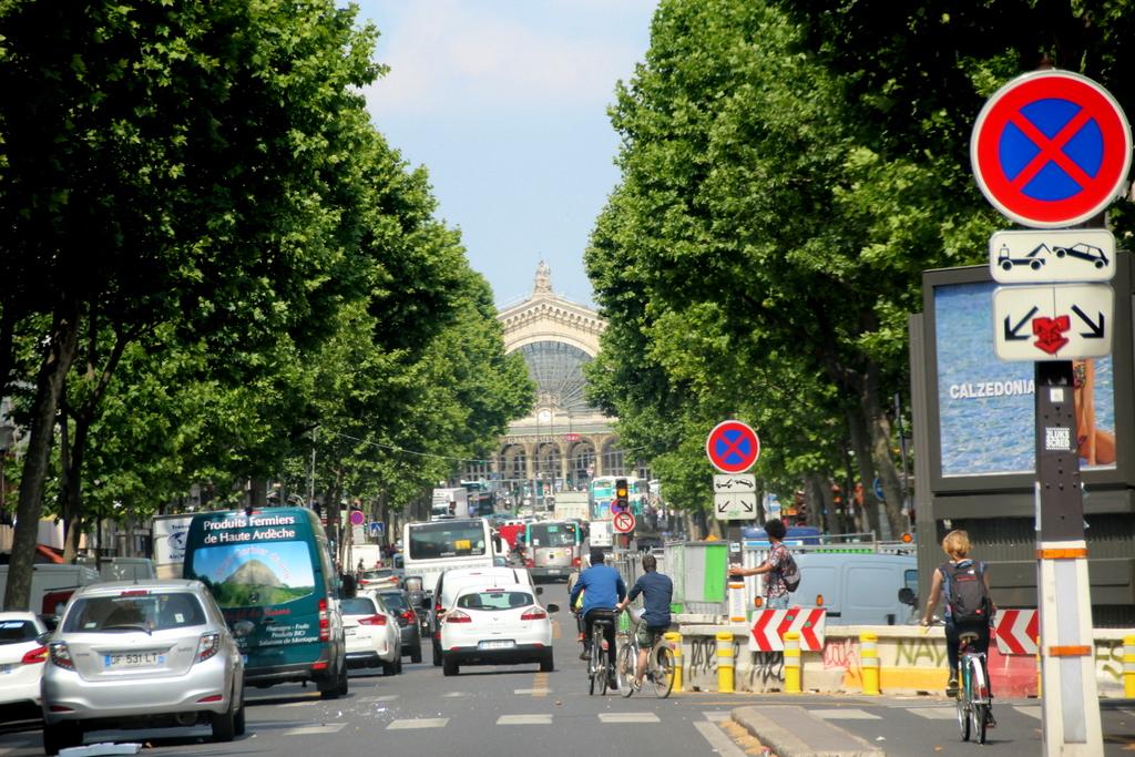 Leben in Paris