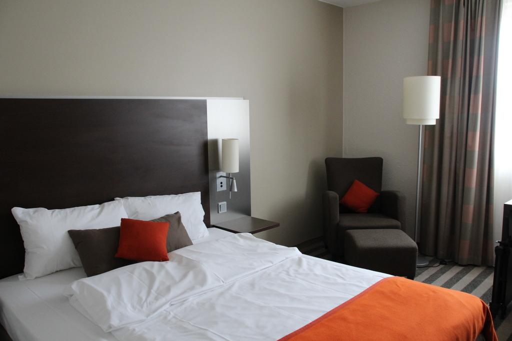 Mercur Hotel Duisburg Zimmer