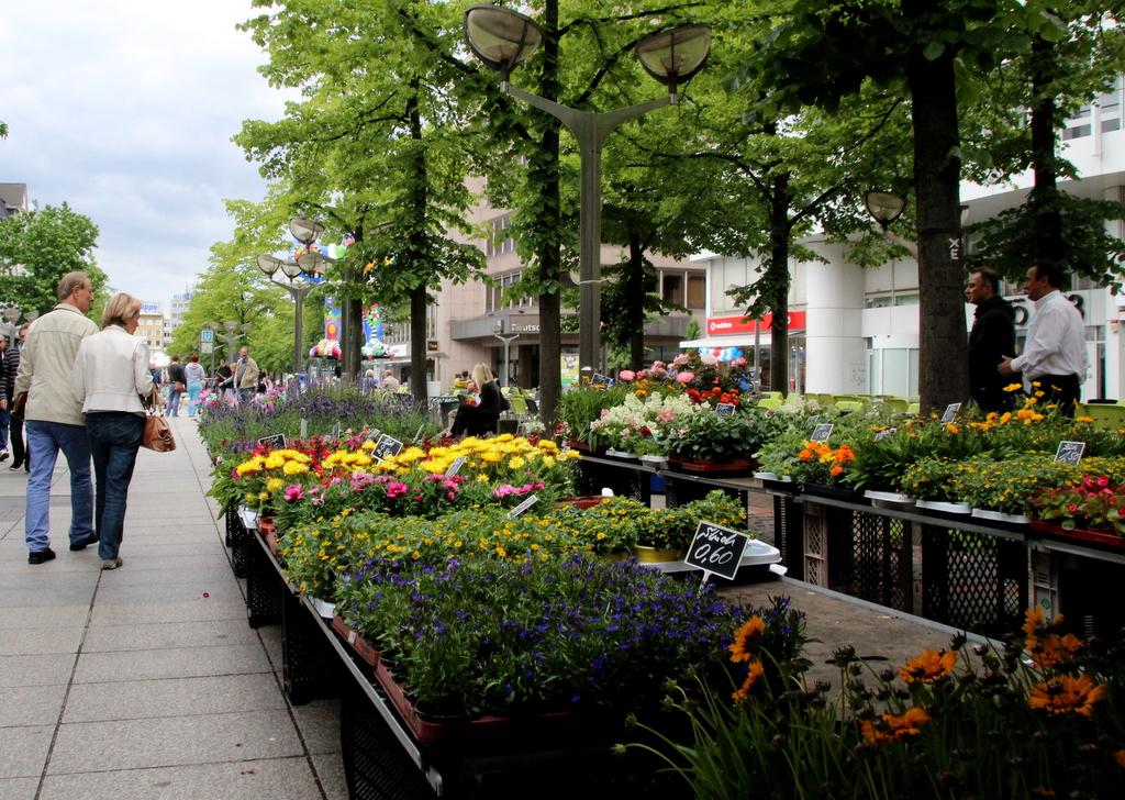 Innenstadt Duisburg