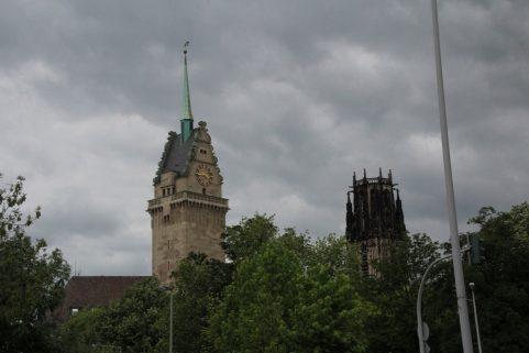 Ein Wochenende in Duisburg