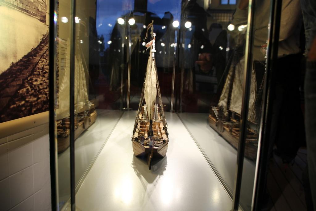 Binnenschifffahrtsmuseum Duisburg