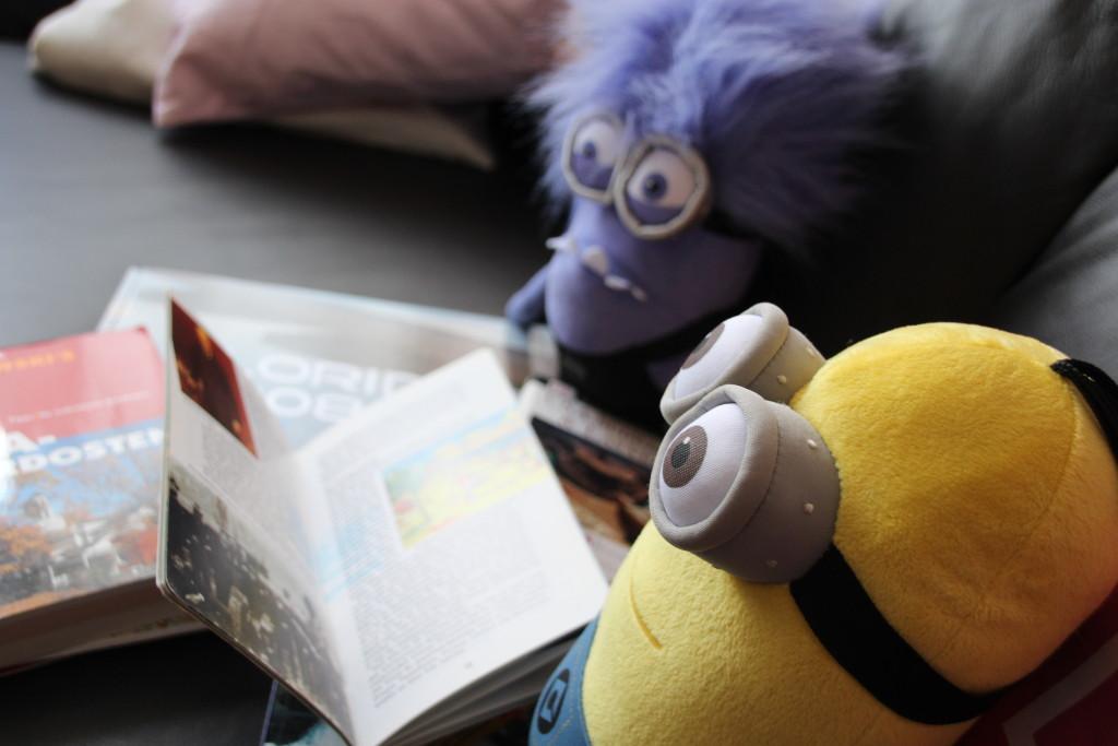 Die Minions auf Weltreise - und was ich ihnen für Ausflüge empfehlen würde...