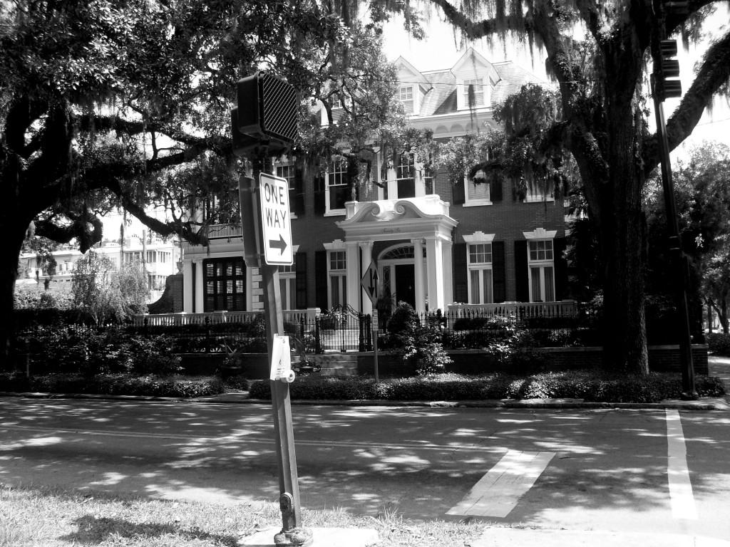 Savannah Georgia Rundgang