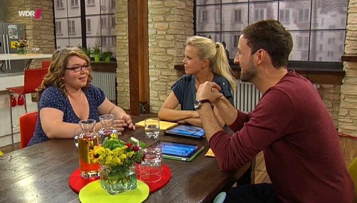 Janett im WDR
