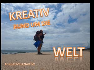 Kreativ rund um die Welt – Ein Interview