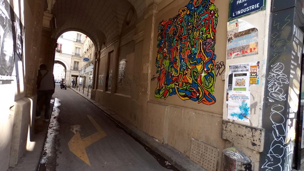 Paris Nähe Gare du Nord