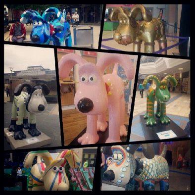 #gromitunleashed in Bristol - Oder die Suche nach dem verschwundenen Gromit