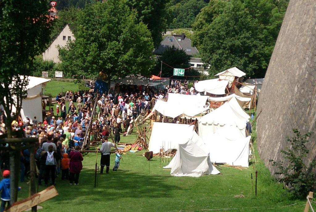 Bielefeld Sparrenburgfest (8)