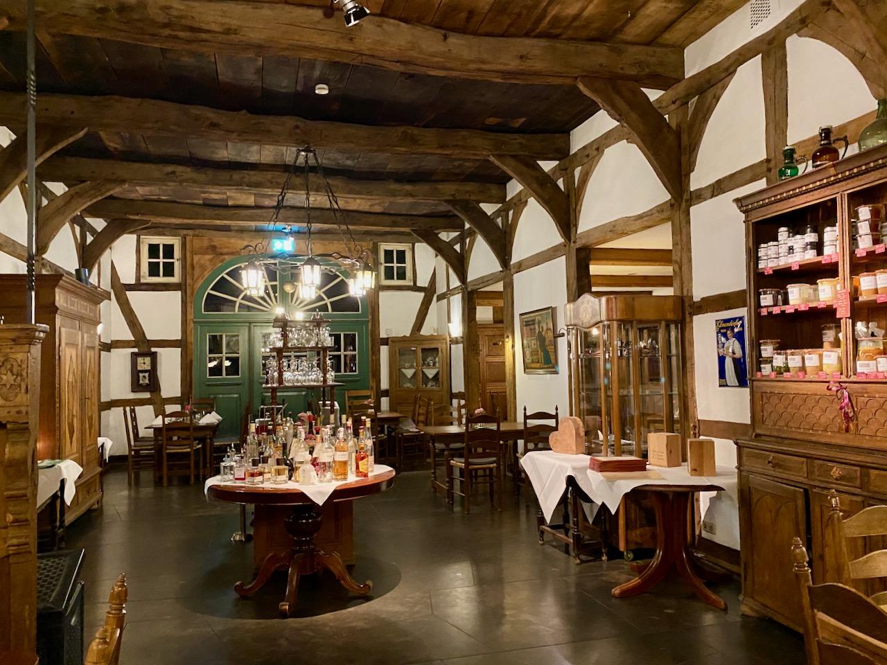 Gut essen gehen in Bielefeld. Kulinarische Highlights in Ostwestfalen.