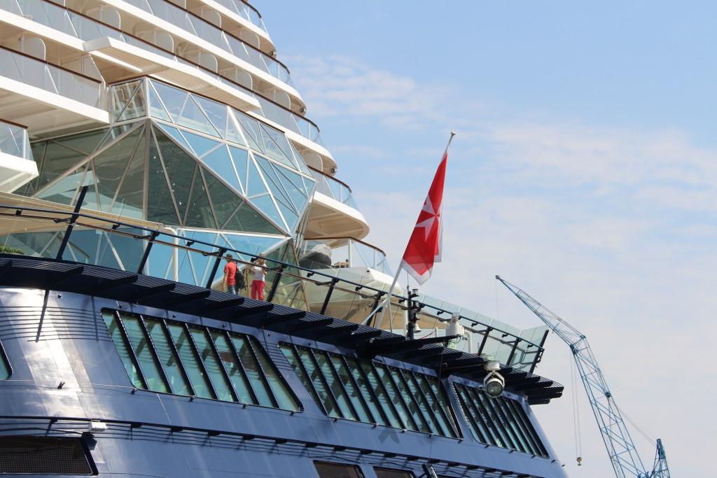 """""""MeinSchiff"""" - Unser Schiff: Heiraten auf einem Kreuzfahrtschiff"""