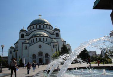 Kathedrale heiliger Sava Belgrad