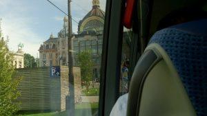 Mit dem IC Bus von Düsseldorf nach Antwerpen – Ein Reisebericht